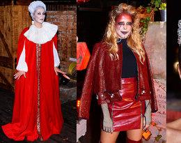 Jak się bawi polski świat mody? Zobaczcie, jak na halloweenową imprezę przebrali się m.in. Jessica Mercedes i Dawid Woliński!