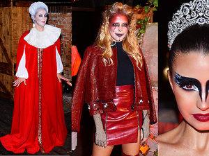 Impreza Halloween polski świat mody