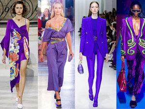 Instytut Pantone wybrał kolor roku 2018 o nazwie Ultra Violet