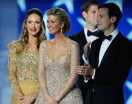 Ivanka Trump na Balu  Inauguracyjnym