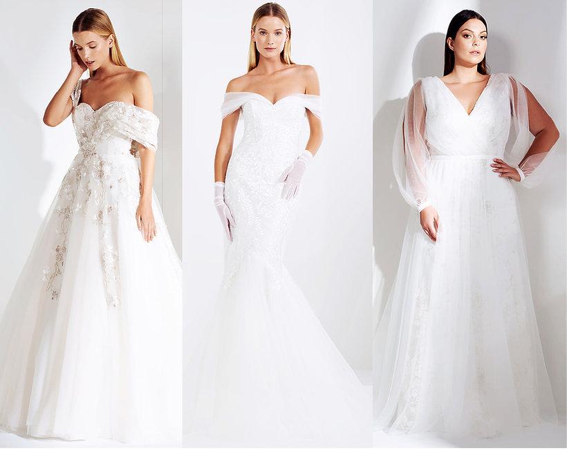 Izabela Janachowska zaprojektowała kolekcję sukni ślubnych