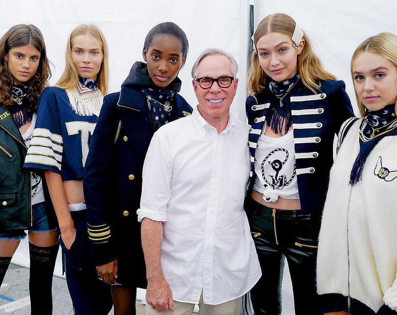 1dcfd54f7c0c8 Jak będzie wyglądać moda przyszłości  Czipy w ubraniach Tommy Hilfiger