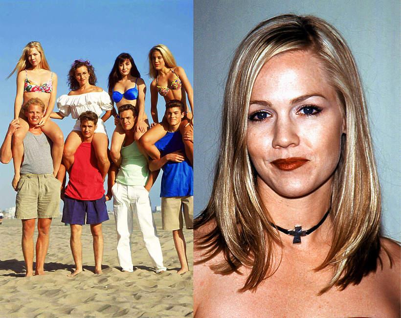 """Jak dziś wygląda Kelly Tayler z serialu """"Beverly Hills 90210""""?"""