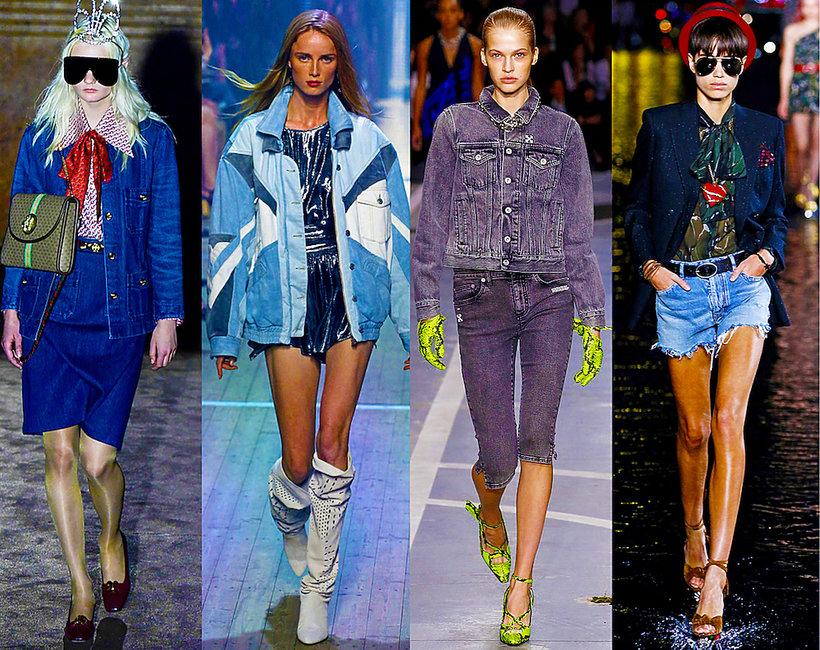 Jakie dżinsy będę modne wiosną 2019?