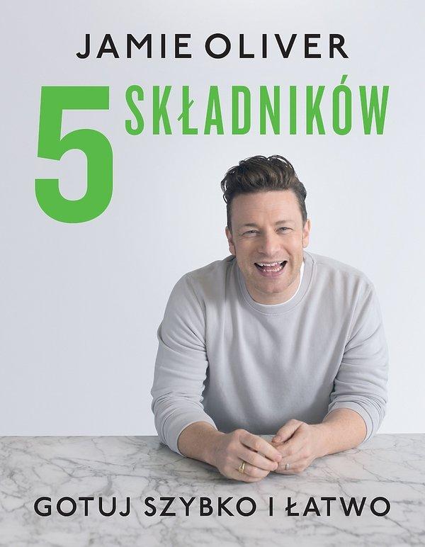 Jamie Oliver, 5 składników. Gotuj szybko i łatwo, Insignis