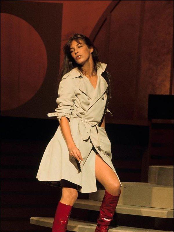 Jane Birkin styl, koncert w warszawie