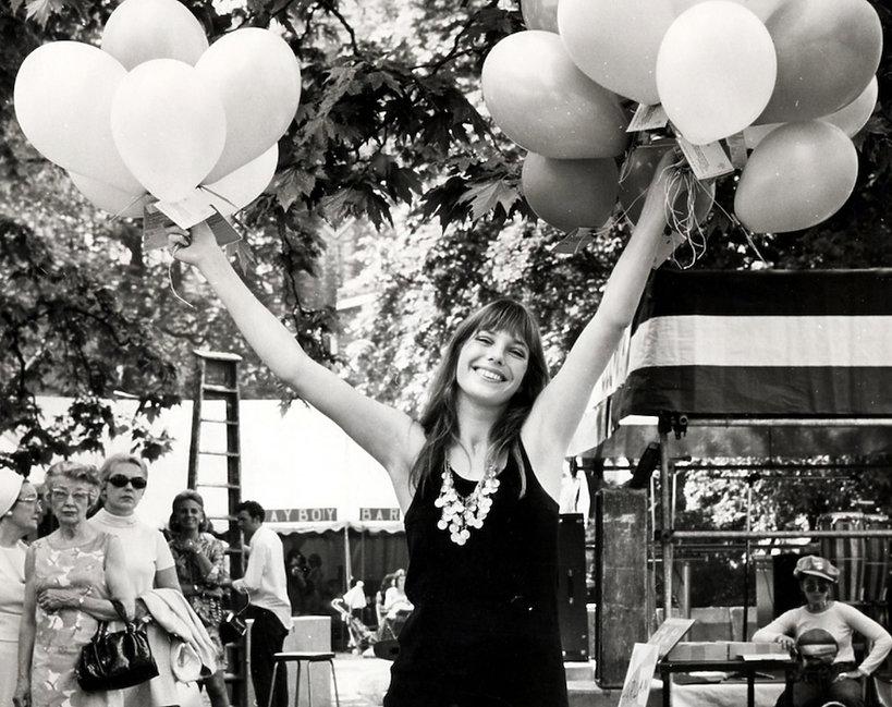 Jane Birkin urodziny