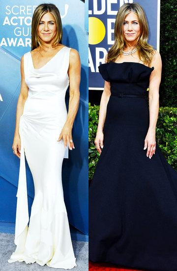 Jennifer Aniston stylizacje