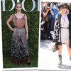 Jennifer Lawrence na pokazach haute couture w Paryżu na jesień 2017/2018