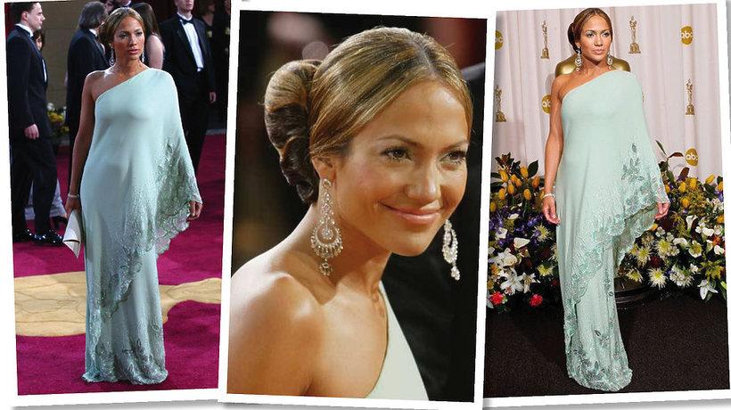 Jennifer Lopez w sukni Valentino