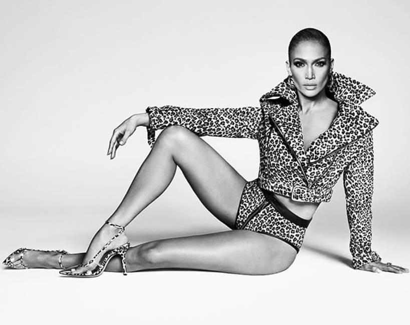 Jennifer Lopez zaprojektowała  kolekcję butów!