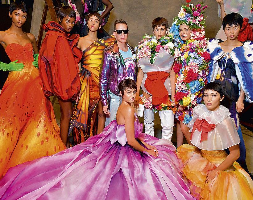 Jeremy Scott urodziny projektanta marki Moschino