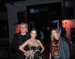 Jessica Mercedes i MMC na Flesz Fashion Night