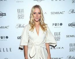 Jessica Mercedes  na imprezie Elle Style Awards