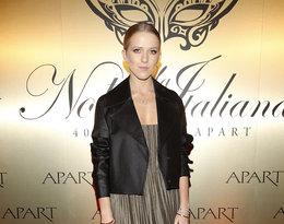 Jessica Mercedes na imprezie z okazji 40. urodzin marki Apart