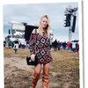 Jessica Mercedes stylizacje na Open'er Festival