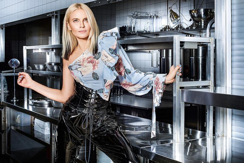 """Joanna Horodyńska zaprojektowała kolekcję """"Lullaby"""" dla marki SI-MI"""