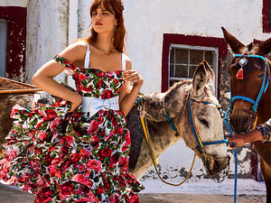 Julia Banaś w Grecji