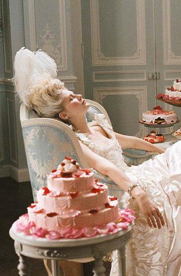 "Kadr z filmu ""Maria Antonina"""