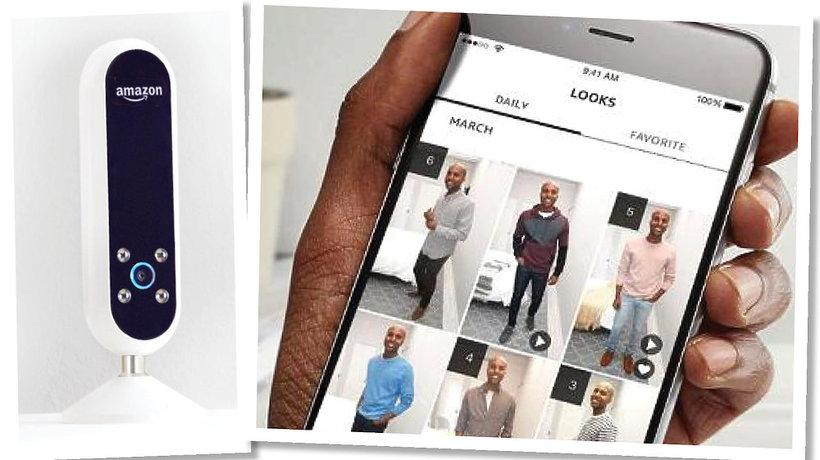 Kamera internetowa Amazon o nazwie Echo Look ocenia czy jesteśmy dobrze ubrani