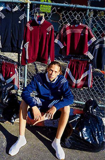 Kampania Alexander Wang dla marki Adidas