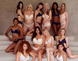 Niepełnosprawne, dojrzałe, plus size… Niezwykłe modelki w reklamie bielizny!