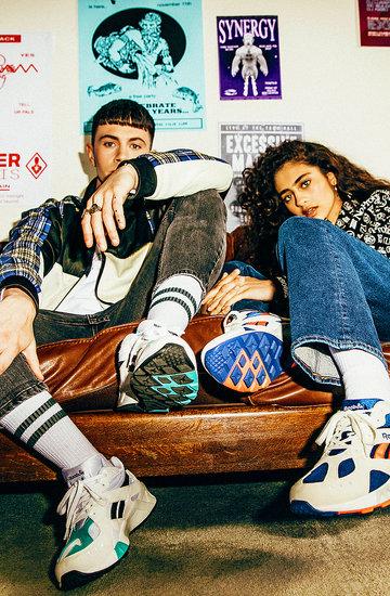 Kampania butów Aztrek OG, z kolekcji Reebok Classic jesień-zima 2018