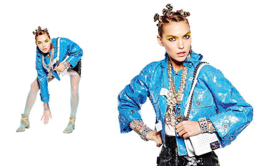 Kampania Chanel na wiosnę 2017
