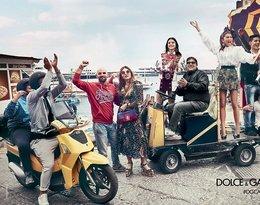 Kampania Dolce&Gabbana na wiosnę 2017