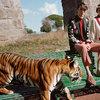 Kampania Gucci na wiosnę 2017