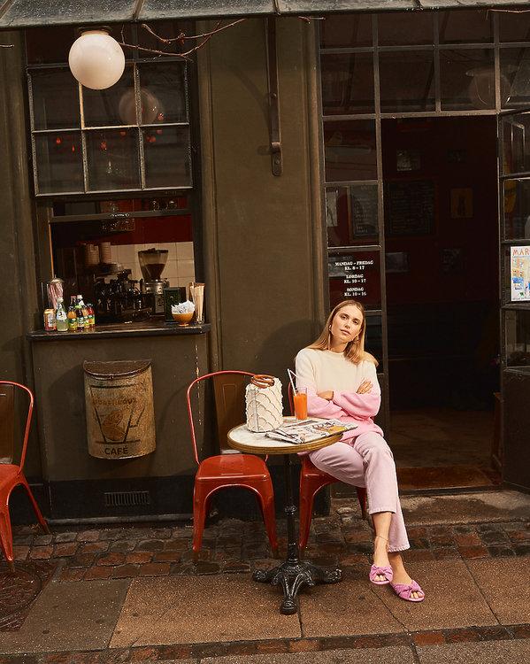 Kampania  Mango Girls: Pernille Teisbaeck