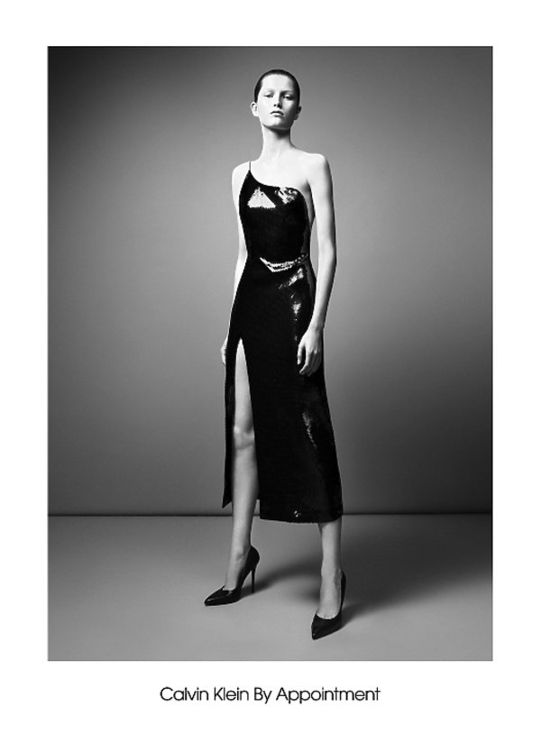 Kampania marki Calvin Klein