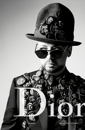 Kampania na wiosnę 2017 marki Dior Homme