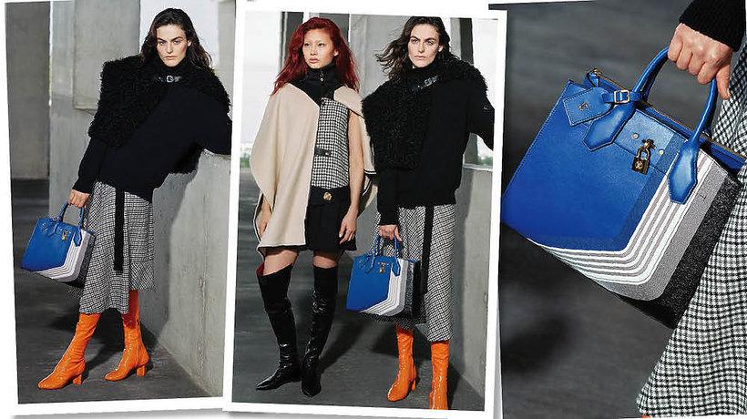 kampania Pre-Fall 2017 domu mody Louis Vuitton