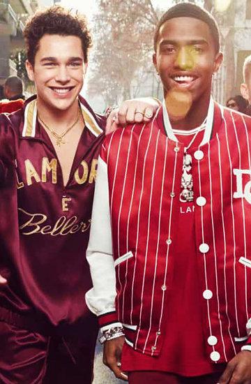 Kampania reklamowa Dolce&Gabbana na jesień 2018 z synami gwiazd
