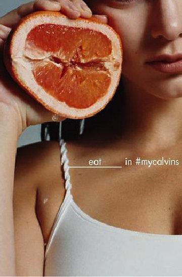 Kampania reklamowa marki Calvin Klein na wiosnę 2016