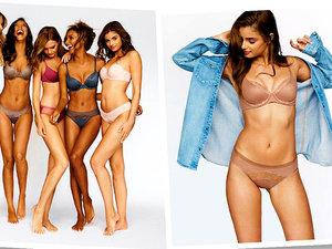 Kampania reklamowa Victoria's Secret linii bielizny Body by Victoria