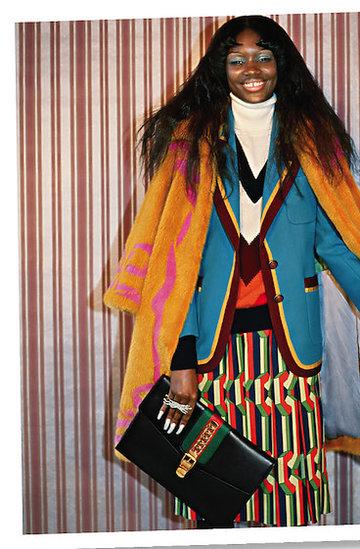 "Kampania ""Soul Scene"" kolekcji Pre-Fall 2017 domu mody Gucci"