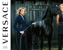 Kampania Versace na wiosnę 2017 rok