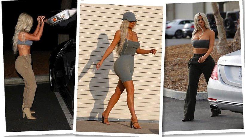 Kanye West i Kim Kardashian w zaskakujący sposób promują nową kolekcję Yeezy