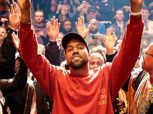 Kanye West pokaz kolekcji Yeezy 5