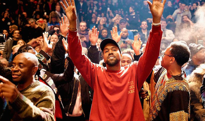 Kanye West pokaz kolekcji Yeezy 5 - MAIN TOPIC