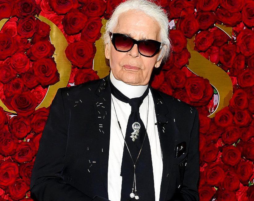 Karl Lagerfeld debiutuje jako rzeźbiarz