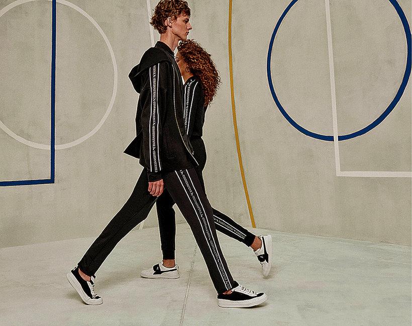 Karl Lagerfeld zaczyna współpracę z marką Puma