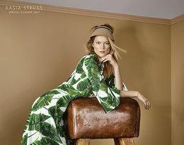 Kasia Struss w kampanii marki Simple CP na wiosnę 2017