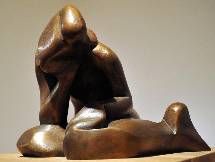 Katarzyna Kobro, rzeźba