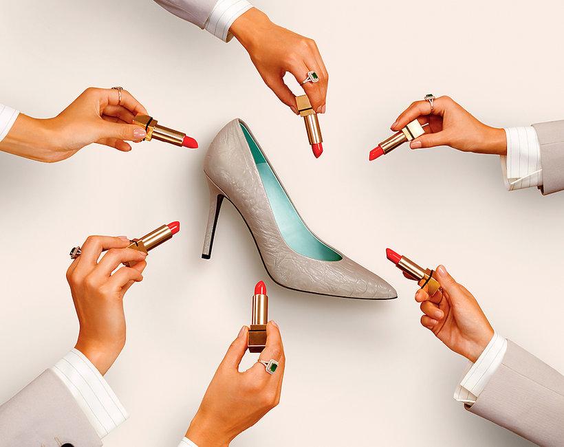 Katarzyna Sokołowska zaprojektowała kolekcję butów  Emeralds and Crocodiles