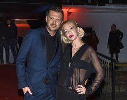 Katarzyna Warnke i Maciej Zień na Flesz Fashion Night