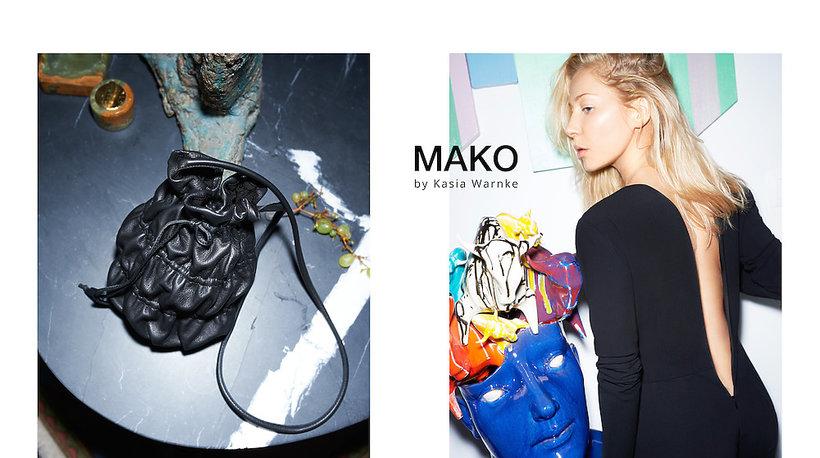 Katarzyna Warnke kolekcja torebek dla marki MAKO