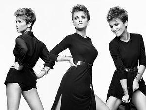 Katarzyna Zielińska w czarno biąłym zdjęciu